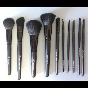 ELF makeup brushes